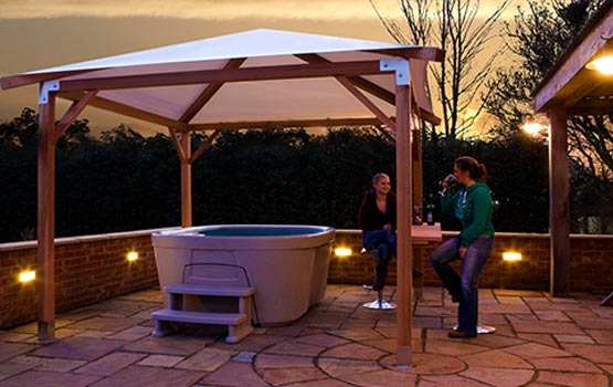 Hot Tub supplier in Cambridgeshire, Suffolk, Norfolk