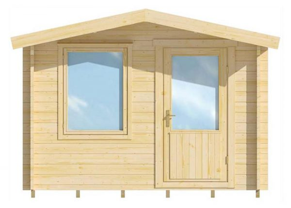 Lillevilla 120 - Log Cabin