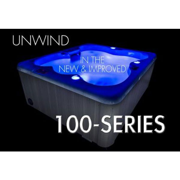 100 Series Hot Tubs