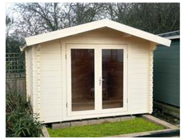 Lillevilla 120s - Log Cabin