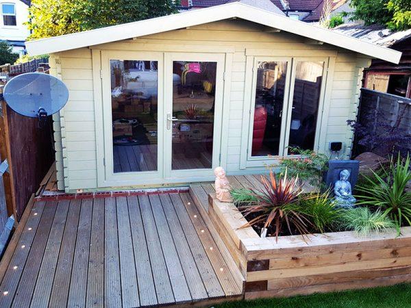 Lillevilla 124s Log Cabin