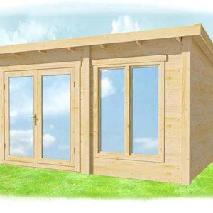 Log Cabin 340