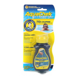 Aquacheck Yellow Test Strips