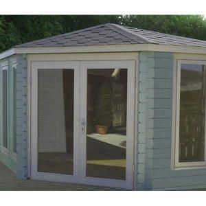 CR25 Log Cabin