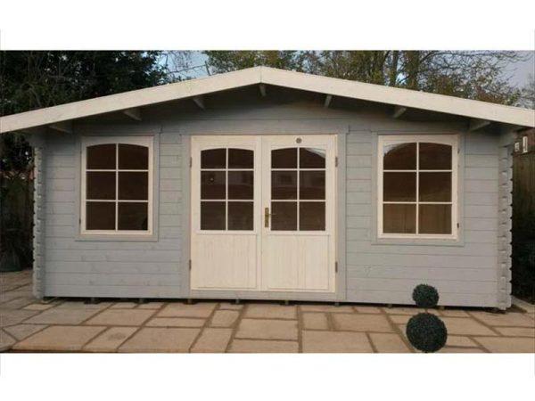 Lillevilla 125 Log Cabin
