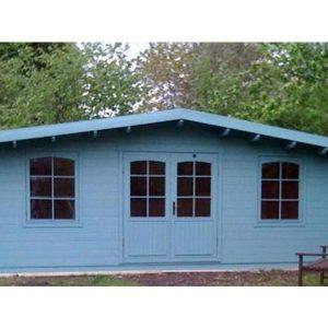 Lillevilla 126 Log Cabin