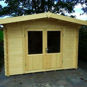 Log Cabin 131s