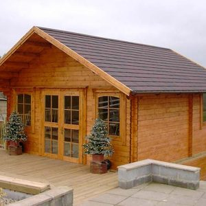 Lillevilla Log Cabin 220