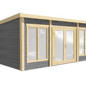 Log Cabin 345