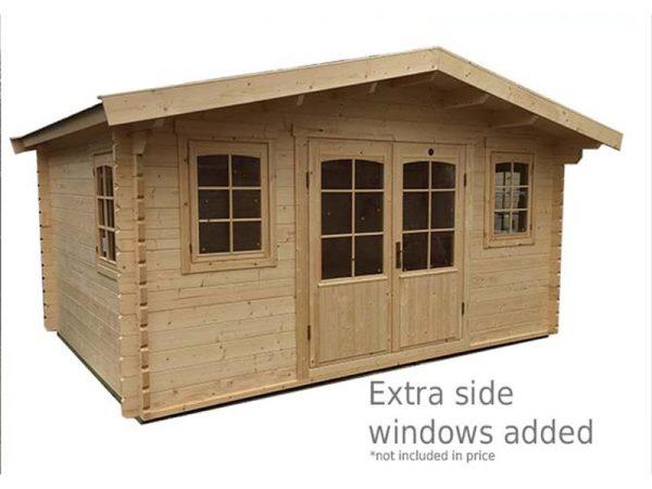 Lillevilla 124 - Log Cabin
