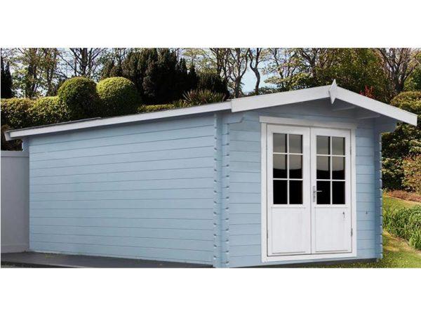 Log Cabin 130s - Lillevilla