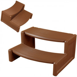 Steps Handi - Medium Redwood
